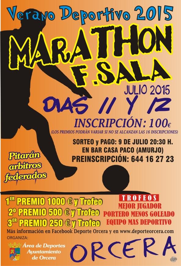 carteles marathon 15.