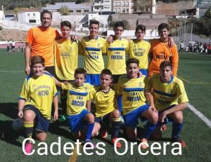 cadetes Orcera