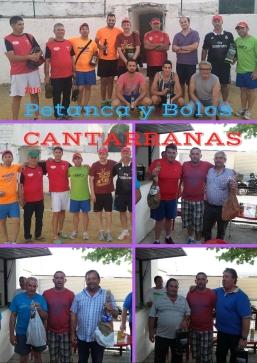 Petanca y Bolos