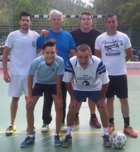 equipo 4. torneo futbol local