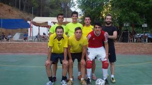 equipo 5. torneo futbol local