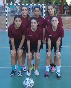 torneo futbol femenino 1. 2016