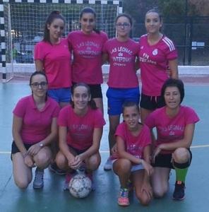 torneo futbol femenino 2. 2016