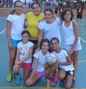 torneo futbol femenino 3. 2016