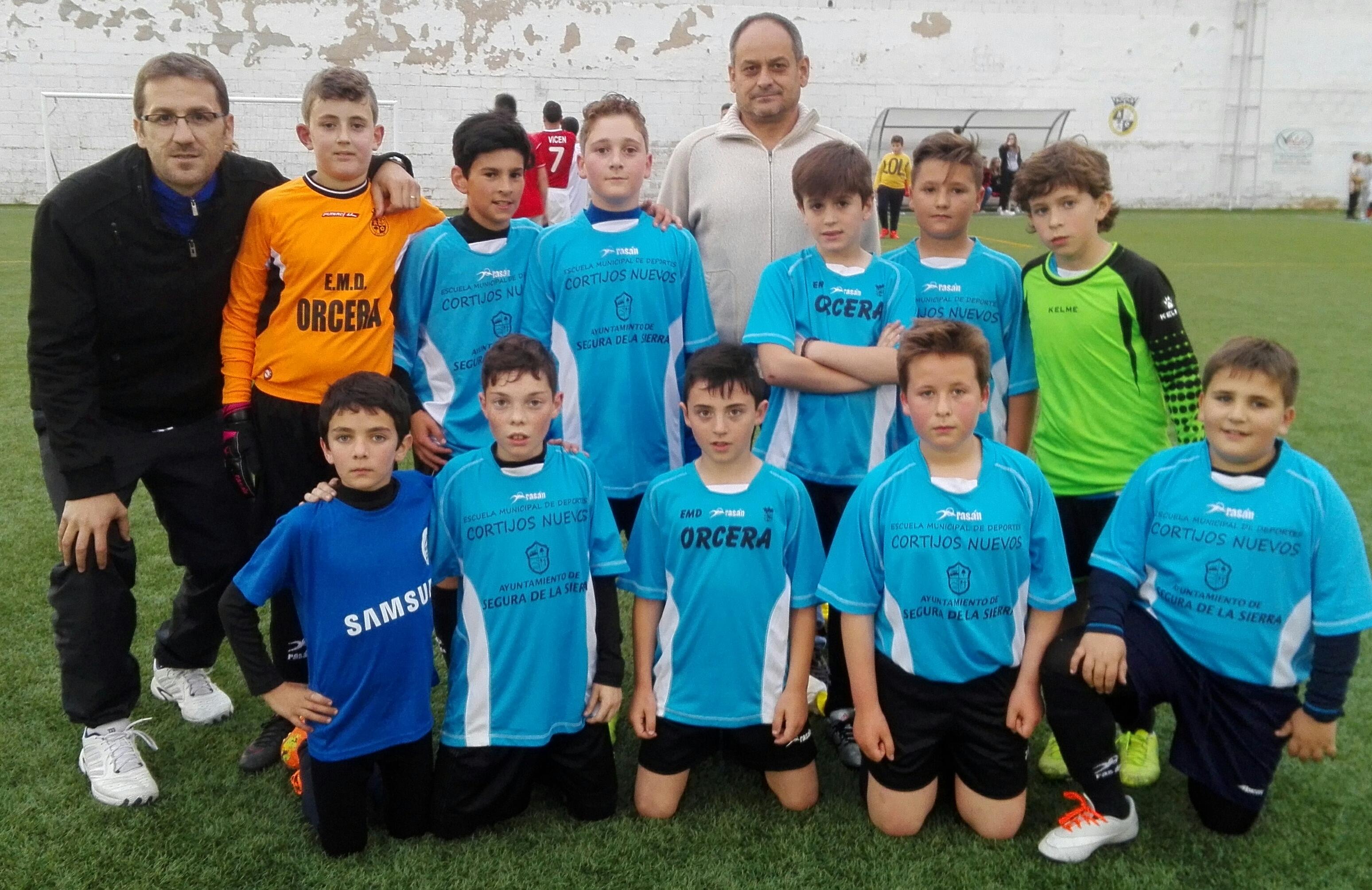 El conjunto Alevín de Orcera-Cortijos ganó por 4-1 ante Siles B. Con este  resultado los jugadores cierran su campeonato con una merecida victoria  acabando ... e5483439f24c4