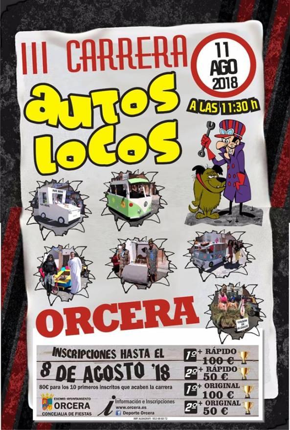 autoslocos 2018