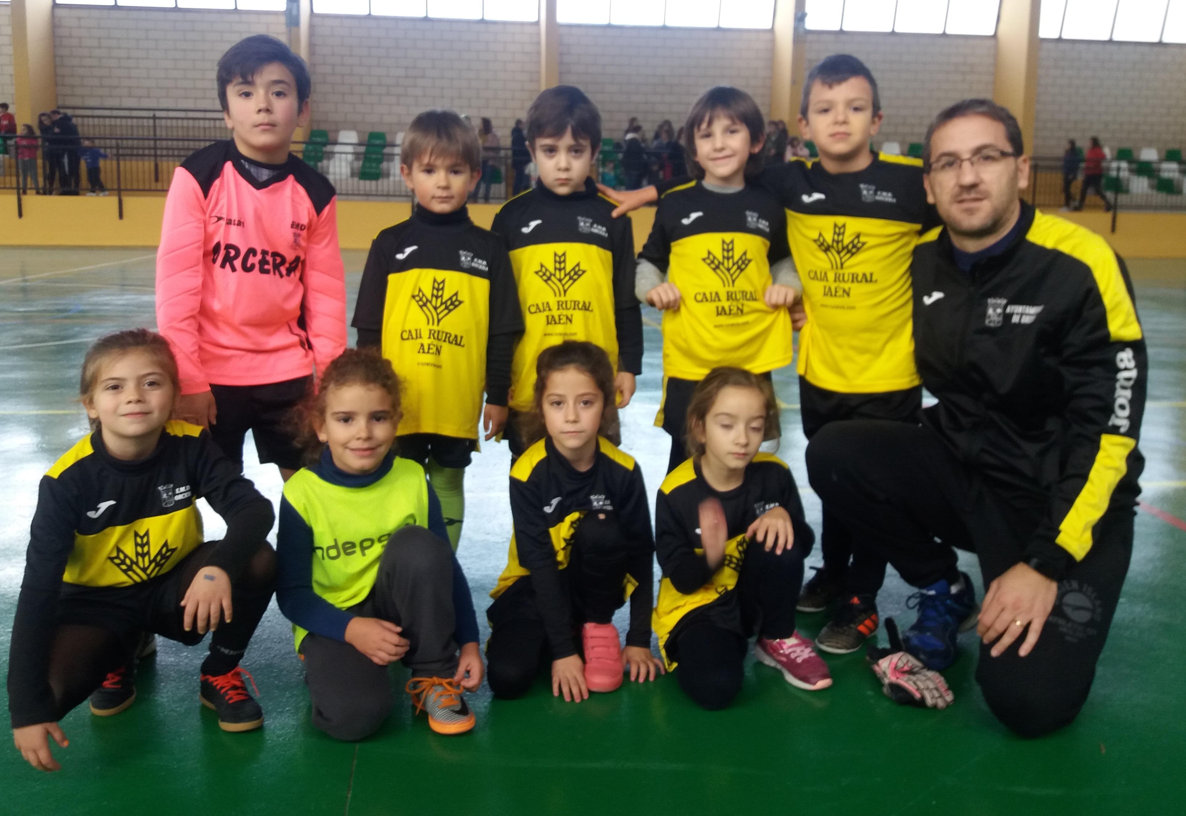 Jornada de Liga de Fútbol Comarcal en Orcera. 24-11-18  cf410f3417d1f