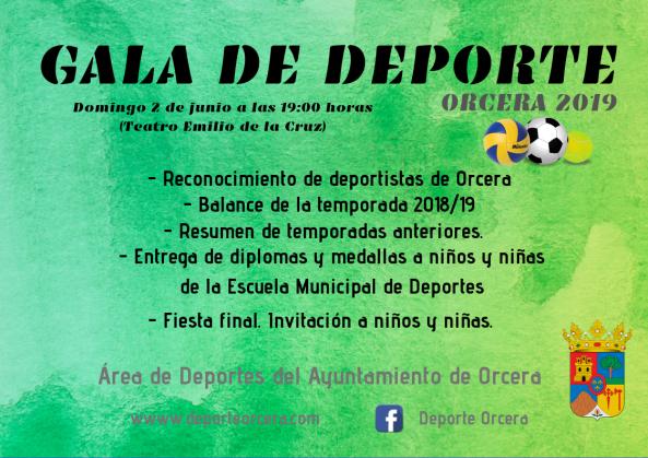 Gala de Deporte en Orcera 2019(3)