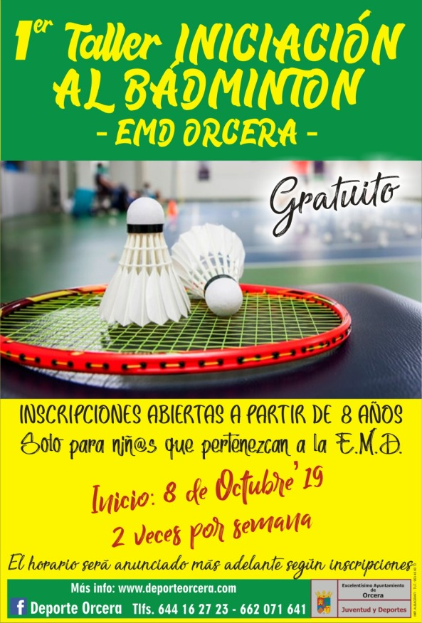 cartel badminton