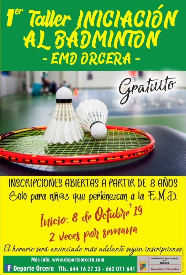 cartel badminton