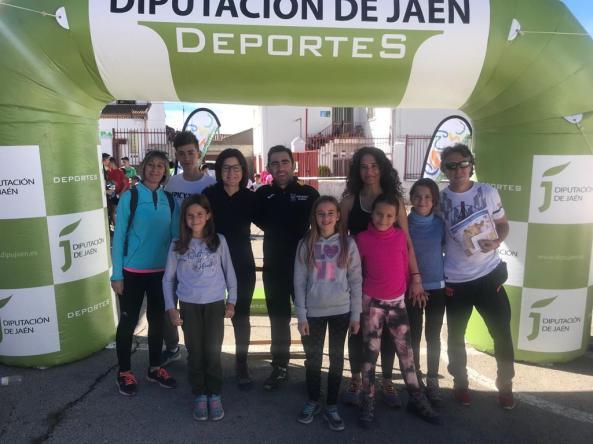 expedición Orcera Orientacion La Matea (27-10-19)