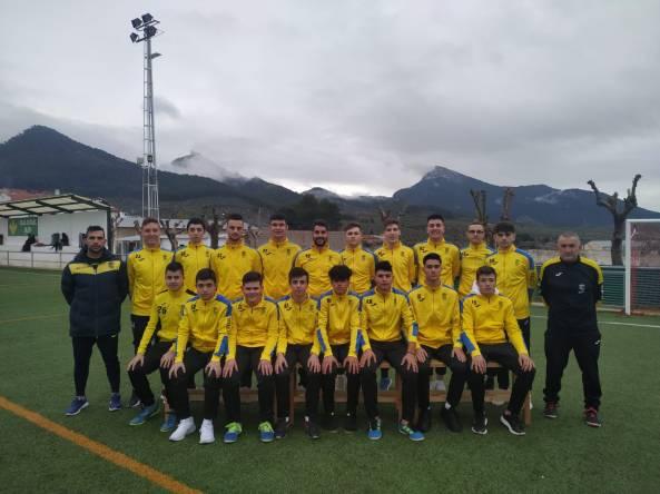 juveniles 2019-20. foto oficial