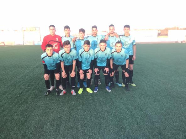 Juvenil. Orcera-Castellar- 7-3-20
